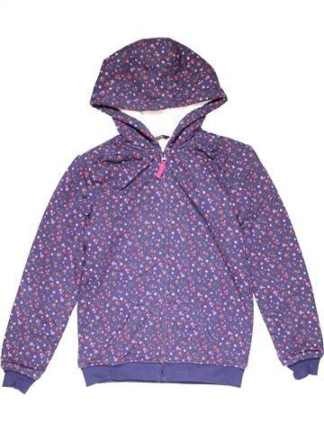 Jacket girl GEORGE purple 14 years winter #31568_1