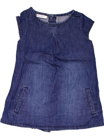 Dress girl NEXT blue 9 months summer #31645_1