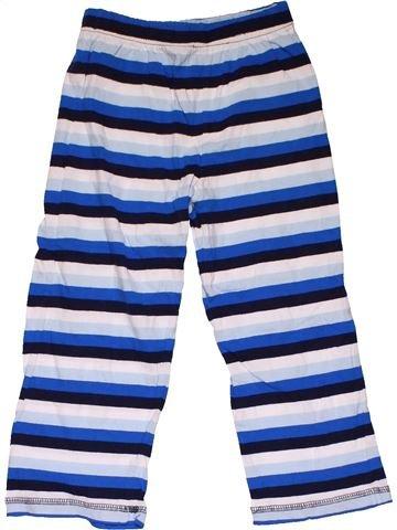 Leggings boy NUTMEG white 4 years summer #31717_1