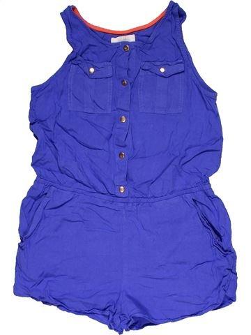 Short jumpsuit girl H&M blue 10 years summer #31730_1
