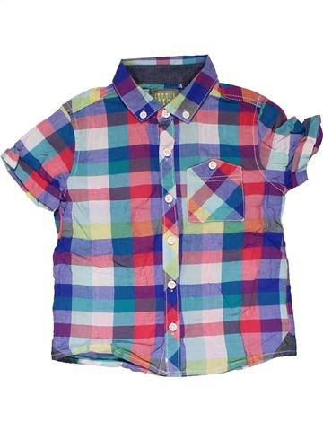 Short sleeve shirt boy NEXT blue 2 years summer #31741_1