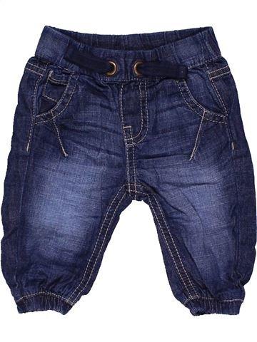 Trouser boy F&F blue 3 months winter #31819_1