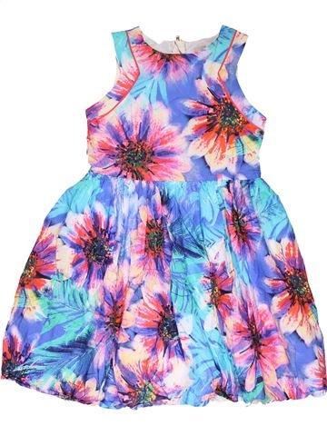 Dress girl TU white 9 years summer #31841_1