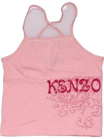 Tank Top girl KENZO pink 6 years summer #31846_1