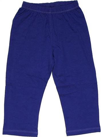 Trouser girl GEORGE blue 3 years winter #31865_1