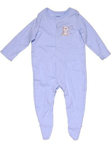Long jumpsuit boy GEORGE blue 6 months winter #31881_1
