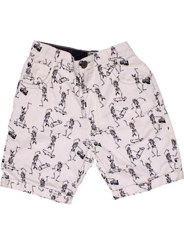 Capri pants boy NEXT white 11 years summer #31912_1