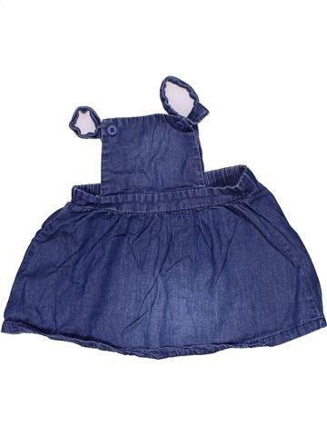Dress girl MOTHERCARE blue 6 months summer #31945_1