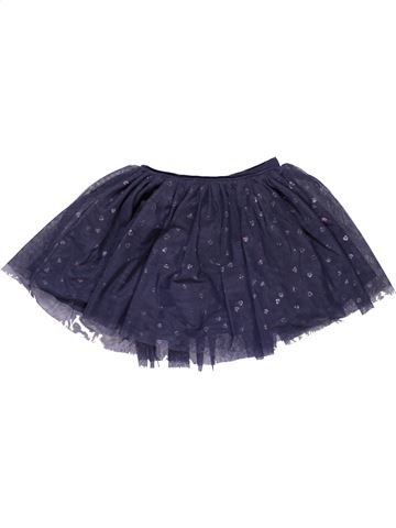 Skirt girl H&M blue 4 years summer #31964_1