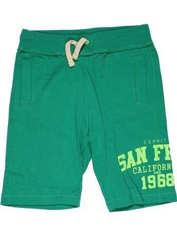 Capri pants boy ESPRIT green 11 years summer #32005_1