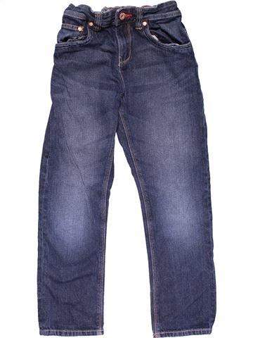 Jeans boy NEXT purple 10 years winter #32034_1