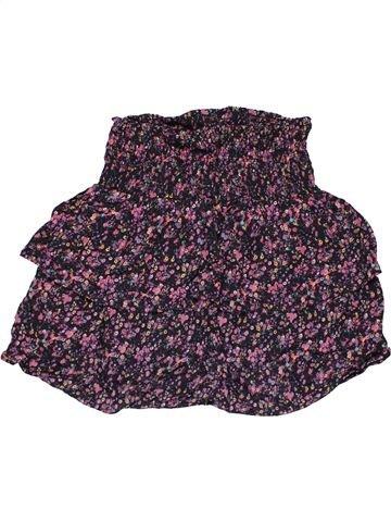 Skirt girl H&M brown 13 years summer #32098_1