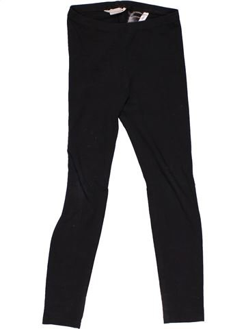 Leggings girl H&M black 6 years summer #32105_1