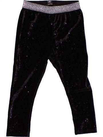 Leggings girl GEORGE black 2 years winter #32182_1