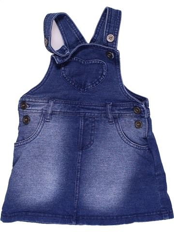 Dress girl TU blue 9 months summer #32294_1
