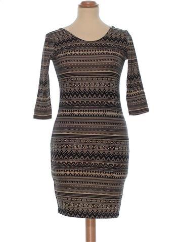 Dress woman TALLY WEIJL UK 8 (S) winter #32798_1