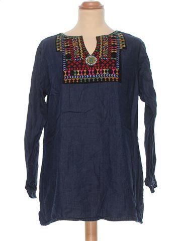 Long Sleeve Top woman COTTON TRADERS UK 12 (M) summer #33191_1