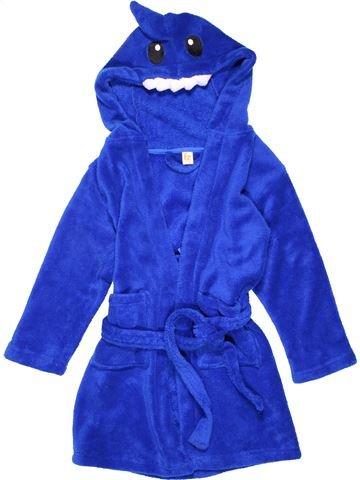 Dressing gown boy FRENDZ blue 6 years winter #34500_1