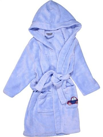 Dressing gown boy ALIVE blue 6 years winter #34501_1