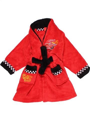 Dressing gown boy DISNEY red 3 years winter #34503_1