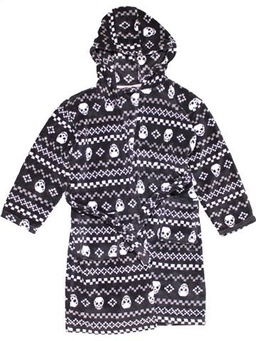 Bathrobe boy MATALAN blue 9 years winter #34574_1