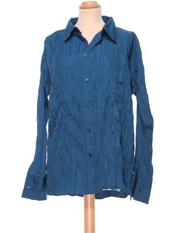 Blouse woman OKAY UK 14 (L) summer #34817_1