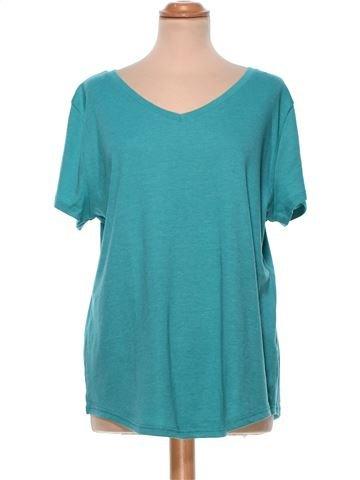 Short Sleeve Top woman BERSHKA UK 20 (XL) summer #35151_1