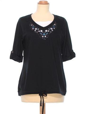 Short Sleeve Top woman BM CASUAL UK 12 (M) summer #35797_1