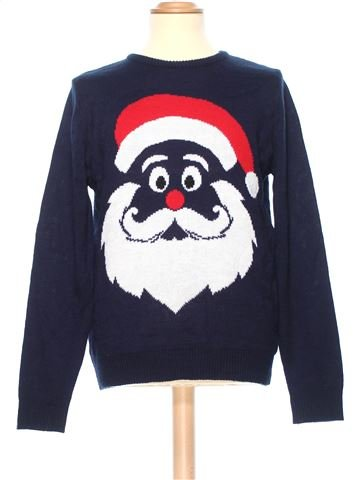 Man Xmas jumper man CEDAR WOOD STATE M winter #36263_1