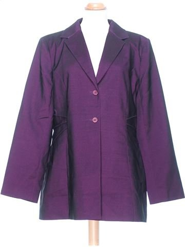 Blazer woman AMARANTO UK 14 (L) winter #37485_1