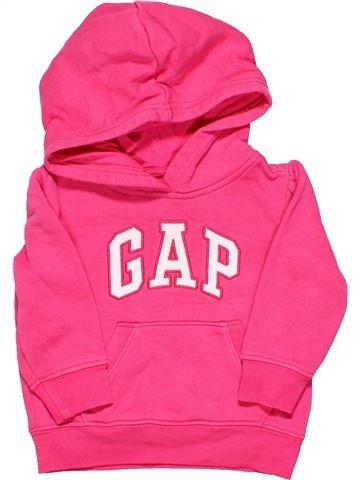 Jumper girl GAPKIDS pink 12 months winter #3766_1