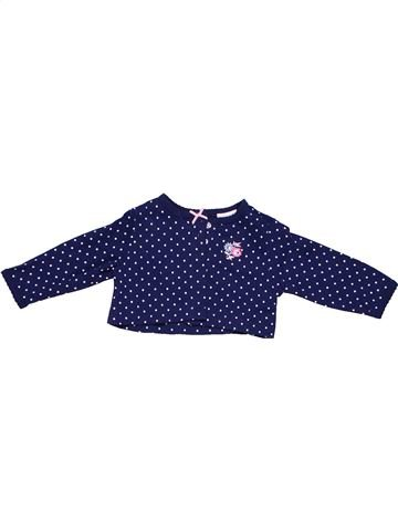 Bolero girl LITTLE ME blue 9 months summer #376_1