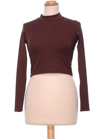 Long Sleeve Top woman BOOHOO UK 8 (S) winter #37965_1