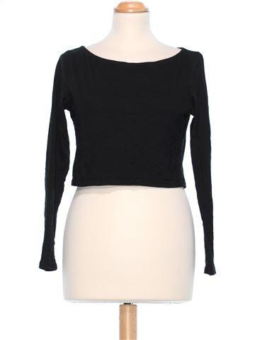 Long Sleeve Top woman H&M M winter #38581_1