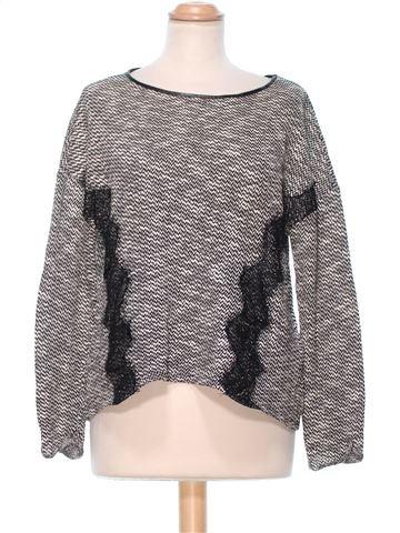 Long Sleeve Top woman PULL&BEAR S summer #38772_1