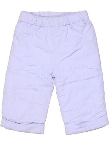 Trouser unisex NECK & NECK white 6 months winter #3934_1