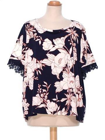 Short Sleeve Top woman MARKS & SPENCER UK 22 (XXL) summer #39437_1