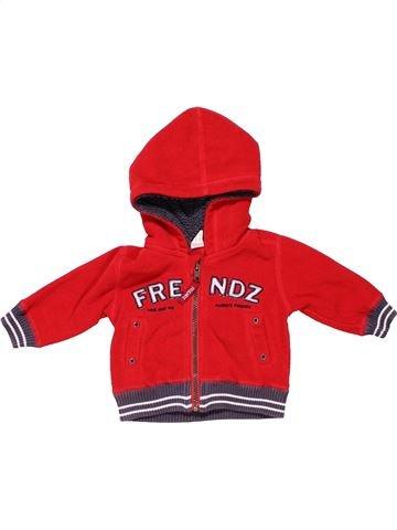Jacket unisex FRENDZ red 1 month winter #3955_1