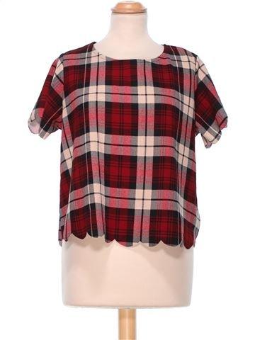 Short Sleeve Top woman CAMEO ROSE UK 10 (M) summer #39786_1