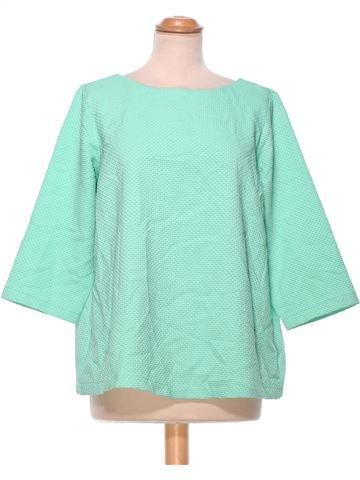 Long Sleeve Top woman M&S UK 14 (L) winter #40050_1