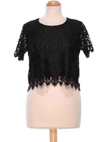 Short Sleeve Top woman PINK SODA UK 12 (M) summer #40097_1