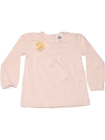 Long sleeve blouse girl ZARA pink 3 years winter #4058_1