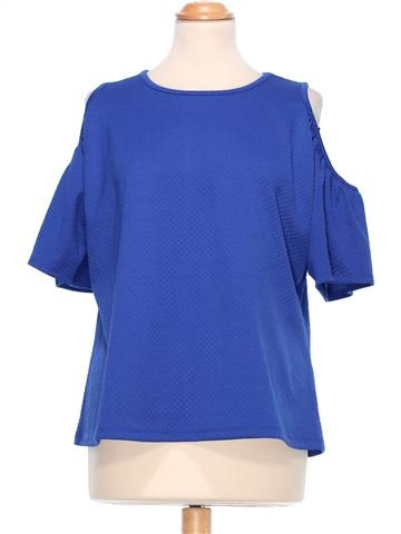 Short Sleeve Top woman BOOHOO UK 14 (L) summer #41123_1