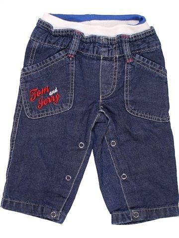 Jeans unisex NO BRAND blue 6 months winter #417_1