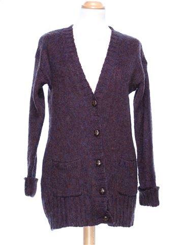Cardigan woman INDIGO UK 14 (L) winter #41853_1