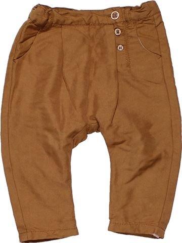 Trouser boy ZARA brown 12 months winter #4191_1