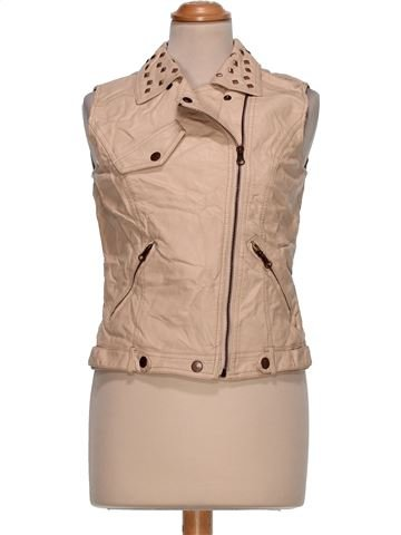 Synthetic Leather Jacket woman PRIMARK UK 8 (S) winter #42415_1