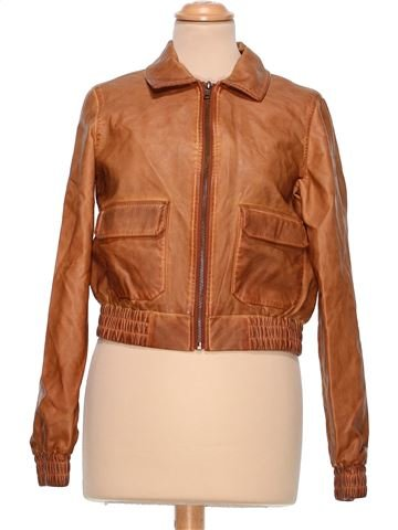 Synthetic Leather Jacket woman UNEF LLE M winter #45288_1