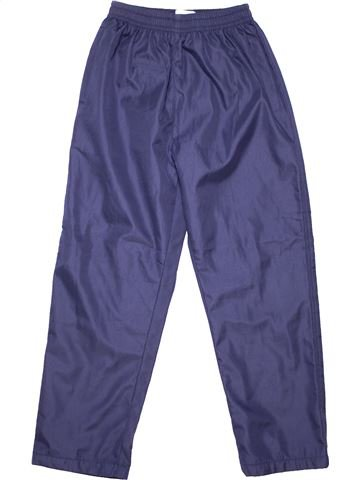 Track pant unisex NO BRAND blue 8 years winter #456_1
