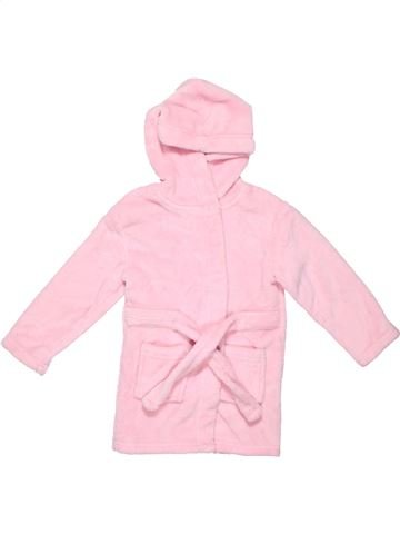 Dressing gown girl PRIMARK pink 2 years winter #4922_1